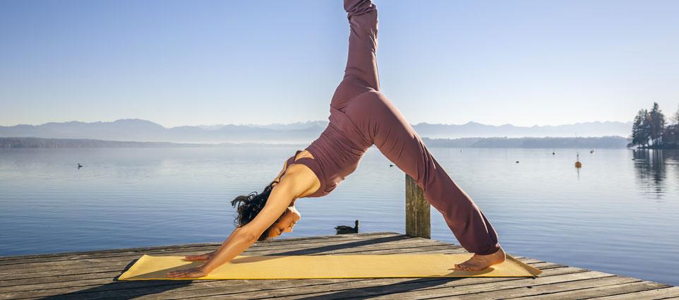 Yoga, un moment pour harmoniser le corps et l'esprit