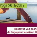 reservation en ligne yoga 2016-2017