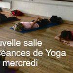 Yoga séance cours atelier Court St Etienne, Sart Messire Guillaume, Genappe