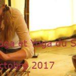 Hatha Yoga et Yoga du Son 22 octobre 2017 Villers la Ville Marbais Ottignies